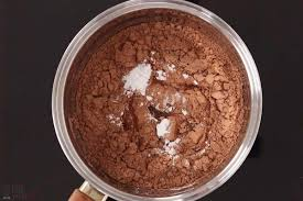 I personally use a dutch processed cocoa powder for any of my keto needs. Easy Sugar Free Chocolate Syrup Recipe Low Carb Low Carb Yum