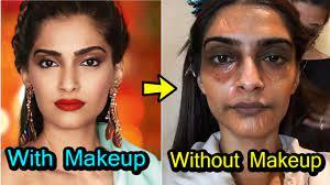 of bollywood actress without makeup