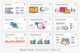 Smart Chart Infographic Powerpoint Custom Choice Template