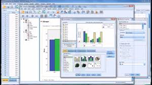Chart Builder Creating Bar Charts In Spss