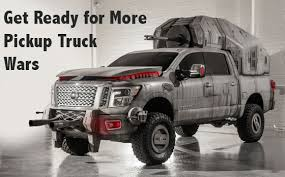 The Pickup Truck Wars Are About to Go Nuclear - PickupTrucks.com News