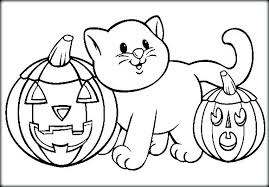 Halloween Coloring Pages For Children Glamorous Coloring Pages Free