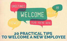 Welcome A New Employee 20 Tips For Success