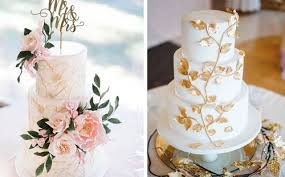 Modern Wedding Cakes Her World