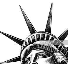 60点のstatue Of Libertyのイラスト素材クリップアート素材マンガ