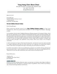 Child Care Assista Picture Gallery For Website Cover Letter For