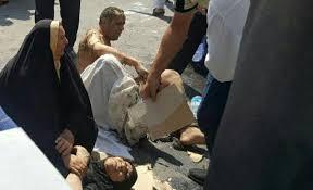 طهران - سقوط قتلى وجرحى في انفجار بمدينة قم