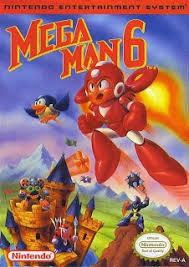 Mega Man 6 Weakness Chart Mega Man 6 Mega Man Boss Guides