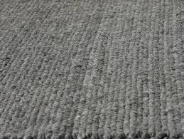 dark grey wool rug
