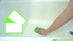 how to clean an old bathtub how to clean an old bathtub beautiful 3 ways to