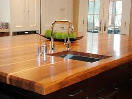 Wooden Kitchen Countertops Kitchen Wood Kitchen Countertops For Good Wood Kitchen Counters
