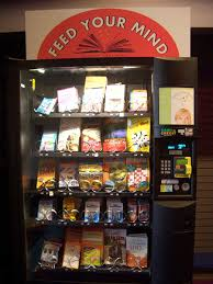 Book Vending Machine Awesome Book Vending Machine Book Love Pinterest Vending Machine
