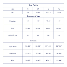 Maternity Pants Size Chart Maternity Size Guide View Our Maternity Clothes Size Guide