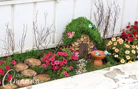 fairy garden images. Exellent Fairy How To Start A Fairy Garden  Amanda Formaro Crafts By Throughout Images L