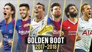 European Goal Scoring Charts Top 10 Goalscorers In Football 2017 2018 Golden Boot Ranking