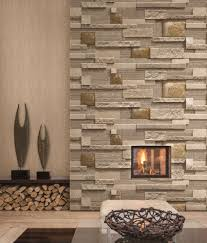 Small Picture Buy Sep Textured Designer Stone Wallpaper Online at Low Price in