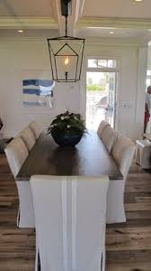 i love this style of kitchen table long table the fy modern kitchen chairs nautical by nature
