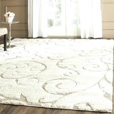 foot square area rug rugs x wool small medium size of white fluffy brown 3x3