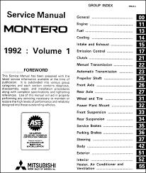 mitsubishi montero wiring diagram schematics and wiring diagrams 1991 mitsubishi montero system wiring diagram doent buzz