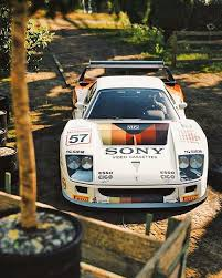 It was built from 1987 to 1992, with the lm and gte race car versions continuing production until 1994 and 1996 respectively. Ferrari Only Di Instagram F40lm Fastlanegaming Ferrari F40 Ferrari Car Ferrari
