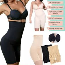 Shapermint Size Chart Details About Women Shapermint Empetua High Waisted Shorts Pants All Day Control Body Shapers