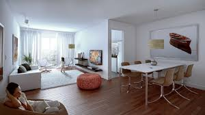 Nice Dining Room And Kitchen Combined Ideas Small Space Living