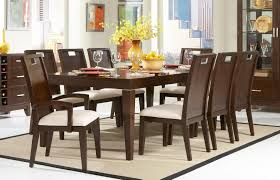 Dining Room Elegant Costco Dining Table For Inspiring Dining - Brown dining room chairs
