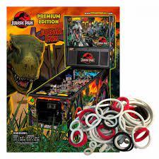 Jurassic Park Premium Gummisortiment - www.flipperteile.de