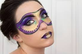 view in gallery makeup mardi gras mask