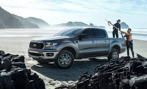 2019 Ford Ranger MPG – Most Efficient Pickup in Its Class