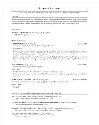 Ultimate Resume Template Best of The Ultimate Resume Template For Any 24YearOld Ifiwere24 Andy