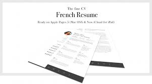 Pages Resume Templates Mac Mesmerizing Templates For Mac Word Apple Pages Instant Resume Alice Hamilton