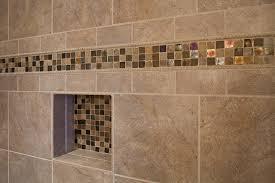 bathroom shower tile designs photos. Master Bathroom Shower, Closeup On Accent Tile Shower Designs Photos