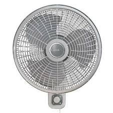 sd oscillating wall mount fan