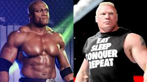 bobby lashley and brock lesnar have both managed to find success in not only professional wrestling but mma as well unfortunately fans have never seen