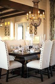 nailhead dining room chairs love this dining table with the chairs diffe leather dining room chairs