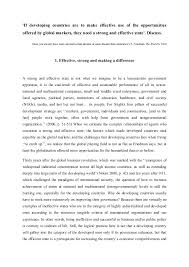 globalization essay the role of state the university of cambridge  2