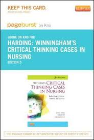 Critical Thinking TACTICS For Nurses  Achieving The IOM Competencies                  Medicine   Health Science Books   Amazon com