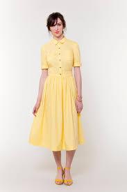 Collette Patterns Adorable Penny Dress Pattern Size 4848 Colette Patterns Three Little