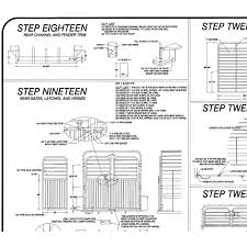 6' x 24' livestock trailer plans blueprints model 3224 16,000 Wiring Diagram For Cattle Trailer Wiring Diagram For Cattle Trailer #91 wiring diagram for stock trailer