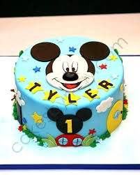 Mickey Mouse Clubhouse Cakes Ideas Electrohubclub