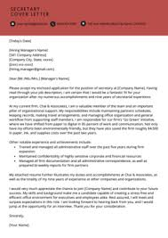 Cover Letter Examples Receptionist Receptionist Cover Letter Example Resume Genius