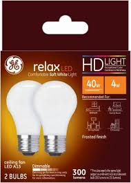 led ceiling fan light bulbs a15 soft