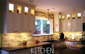 kitchen cabinet accent lighting.  Kitchen Lighting Above Kitchen Cabinets Also For Inspirations Creative Ideas Cabinet  Accent Led Lights Inside A