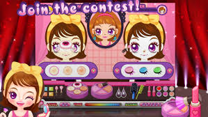 makeup challenge free games on the app