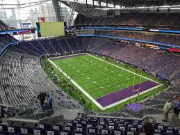 Us Bank Arena Monster Jam Seating Chart Vikings Tickets 2019 Minnesota Games Ticket Prices Buy