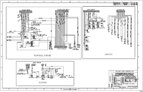 2005 freightliner columbia wiring diagram 2005 06 freightliner columbia wiring schematic 06 home wiring diagrams on 2005 freightliner columbia wiring diagram