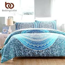 um image for bedding comforter crystal quilt set pillowca indian patterned duvet covers india block print