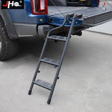 Detail Feedback Questions about JHO Truck Tailgate Step Ladder For ...