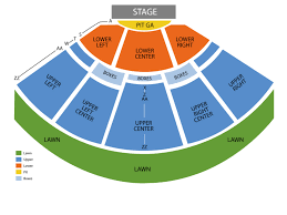 St Louis Verizon Wireless Amphitheater Seating Chart 29 Scientific Hollywood Casino Amphitheatre Seating Chart St